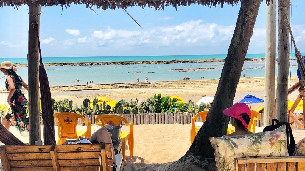 Melhores barracas de praia em Maceió e região: Praêro